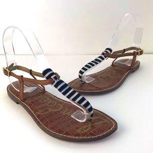 Sam Edelman Gigi Thong Sandals Women's Size 6.5